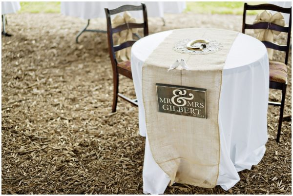 southern sweetheart table