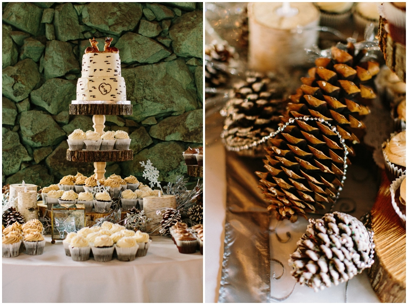 www.james-stokes.com winter wedding cake decor