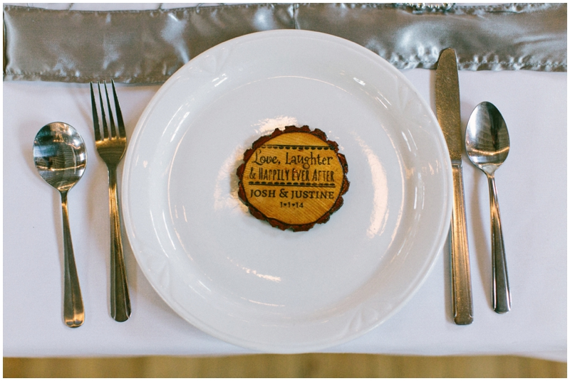 www.james-stokes.com winter wedding details - place setting