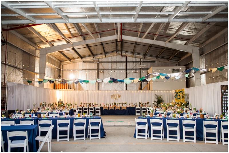 wedding reception setup -- so amazing!!