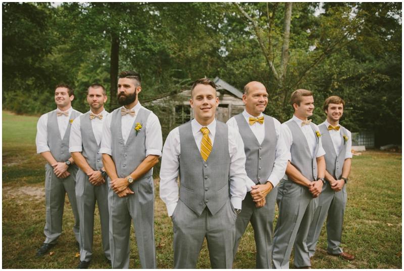 Grey and yellow rustic wedding_0010