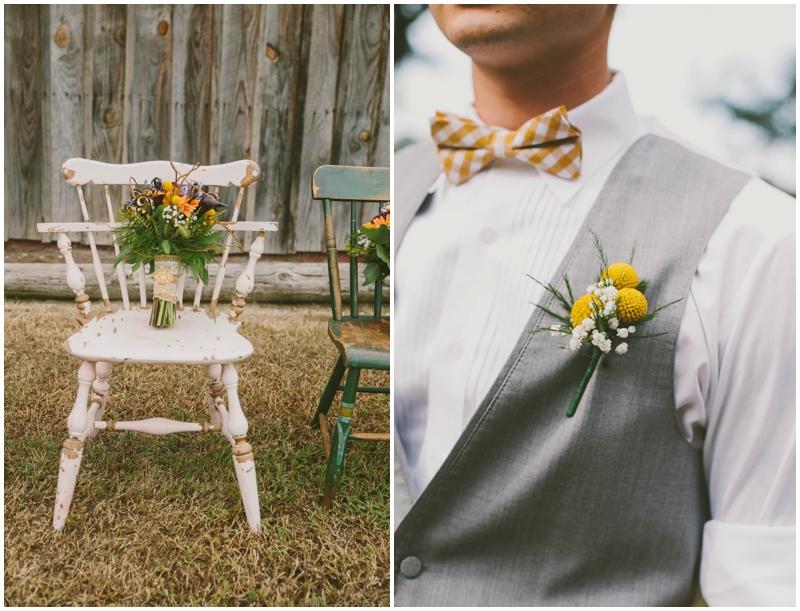 Grey and yellow rustic wedding_0015
