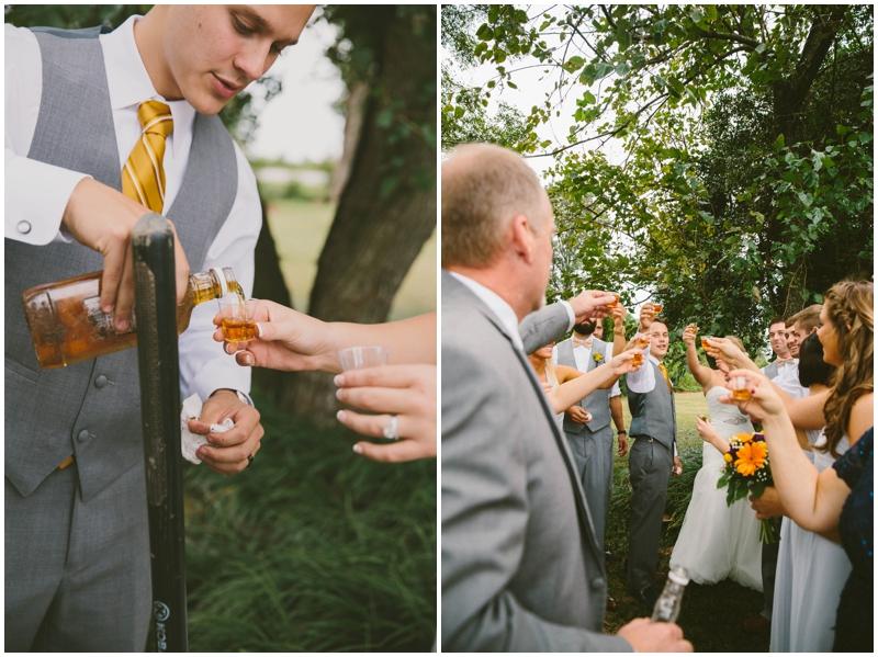 Grey and yellow rustic wedding_0022