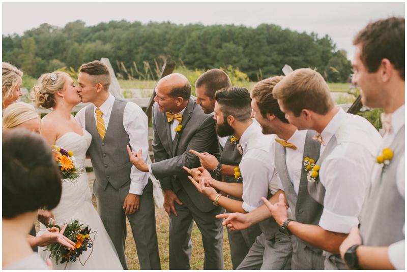 Grey and yellow rustic wedding_0027
