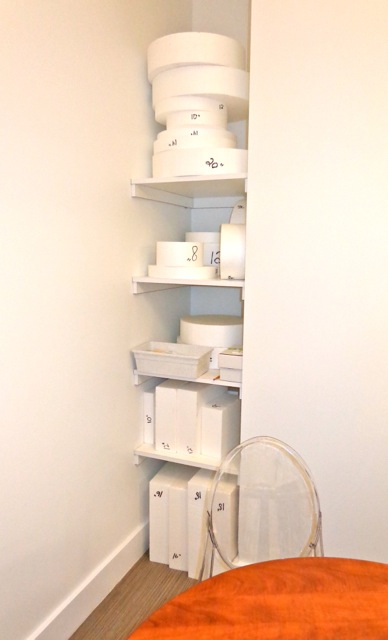 Cake Style Samples in the Tasting Room