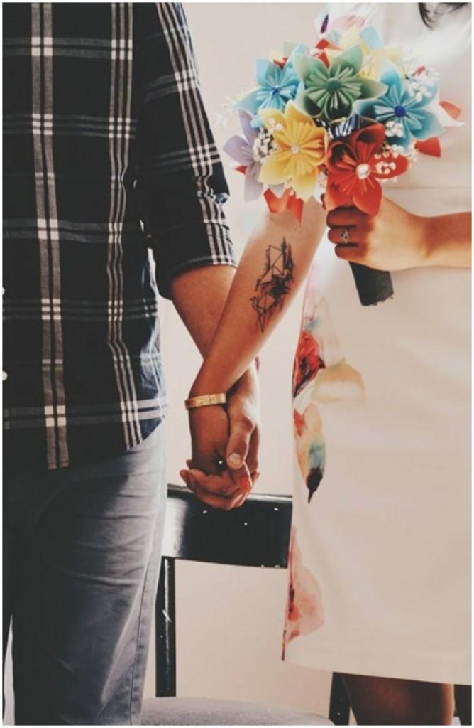 simple crafty wedding_0004
