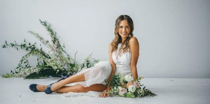 Talaria Flats Bride