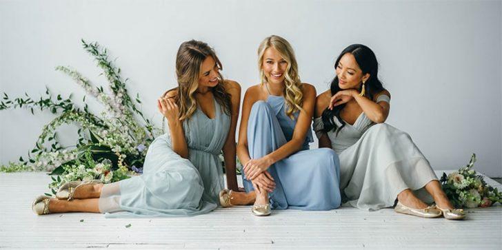 Talaria Flats Bridesmaid