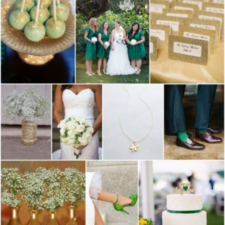 Minted St Patricks Day Inspiration