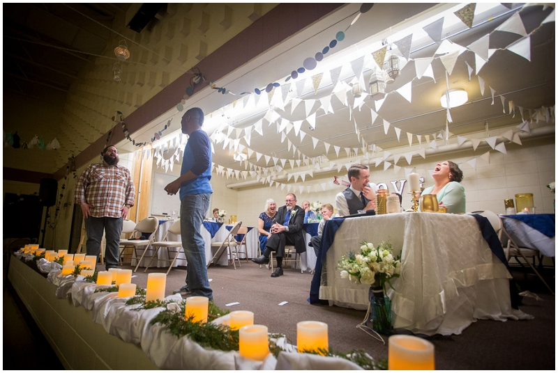 wedding party seating