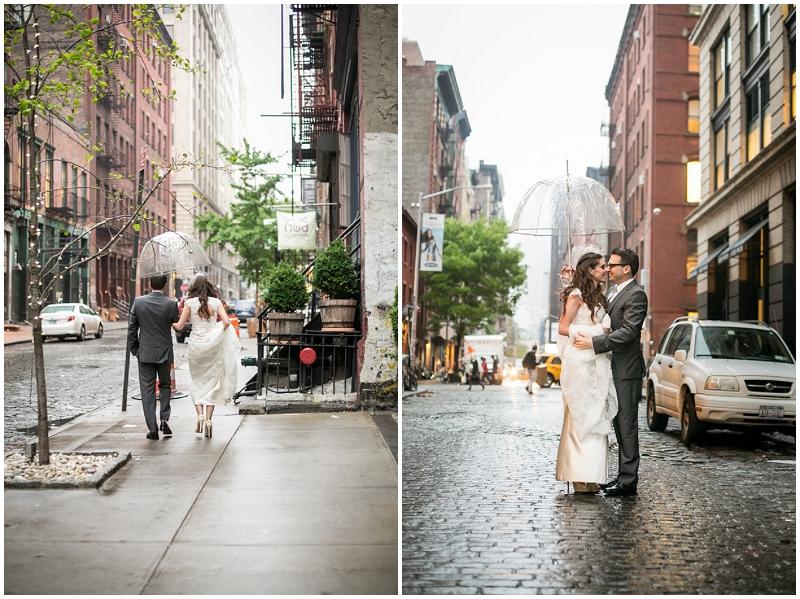 wedding rain photos