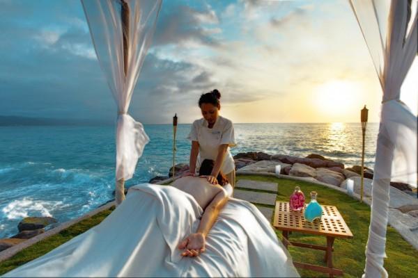 Spa - Beachfront Massage