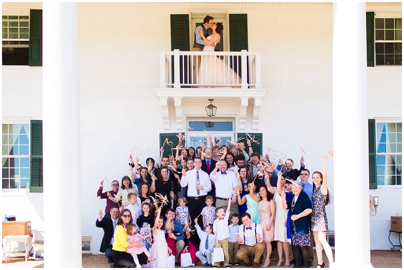 guest wedding photo