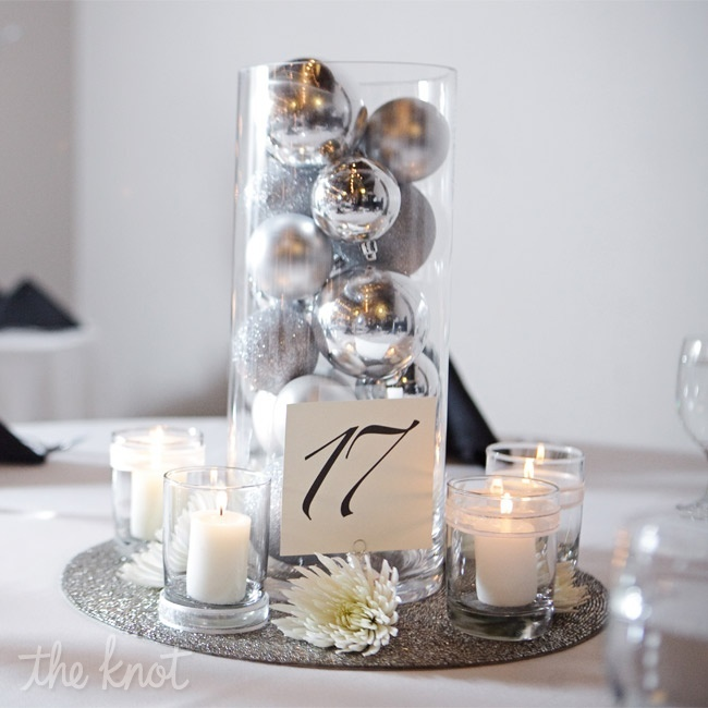 ornament centerpiece