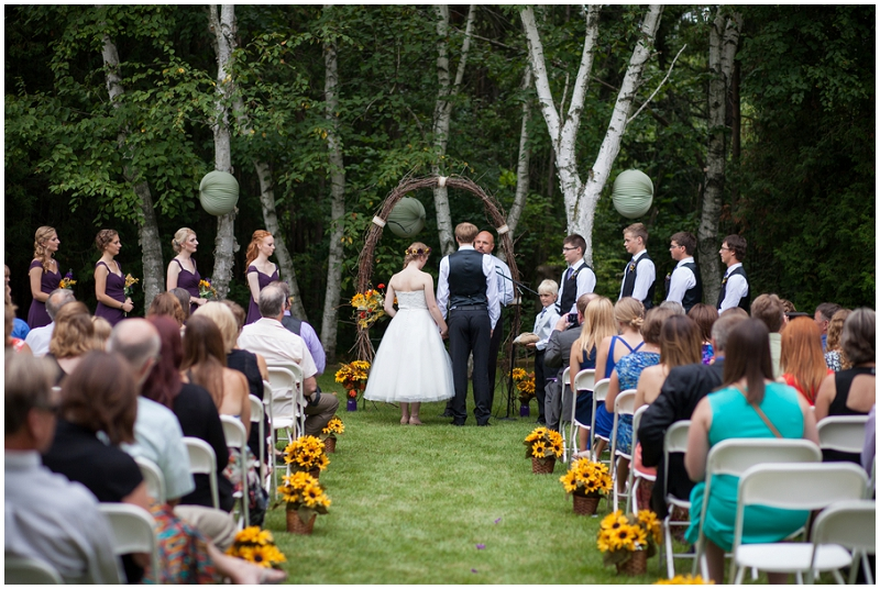 Rustic Woodlands Wedding (10)