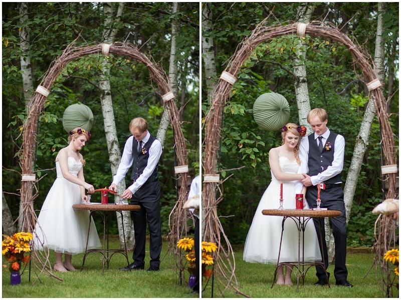 Rustic Woodlands Wedding (13)