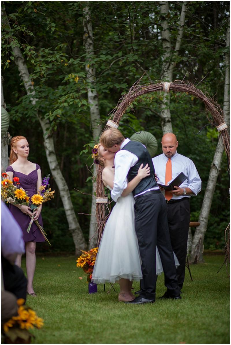 Rustic Woodlands Wedding (15)
