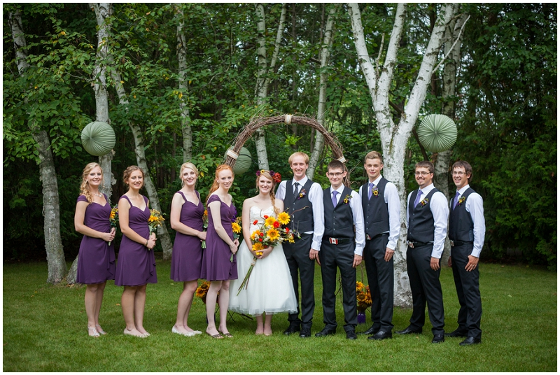 Rustic Woodlands Wedding (18)