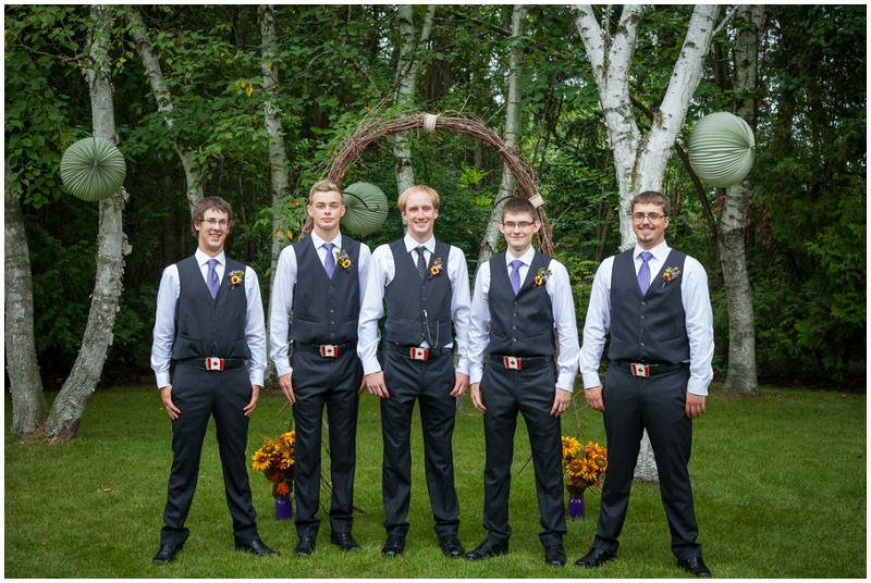 Rustic Woodlands Wedding (19)