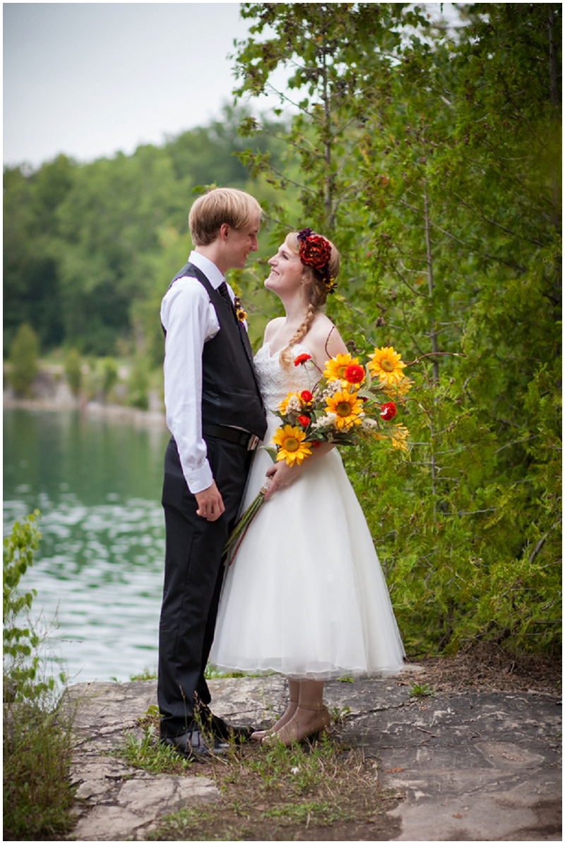 Rustic Woodlands Wedding (24)