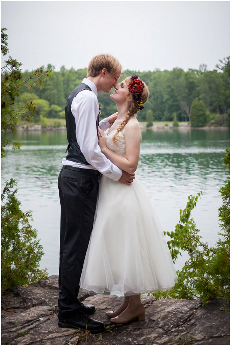 Rustic Woodlands Wedding (28)