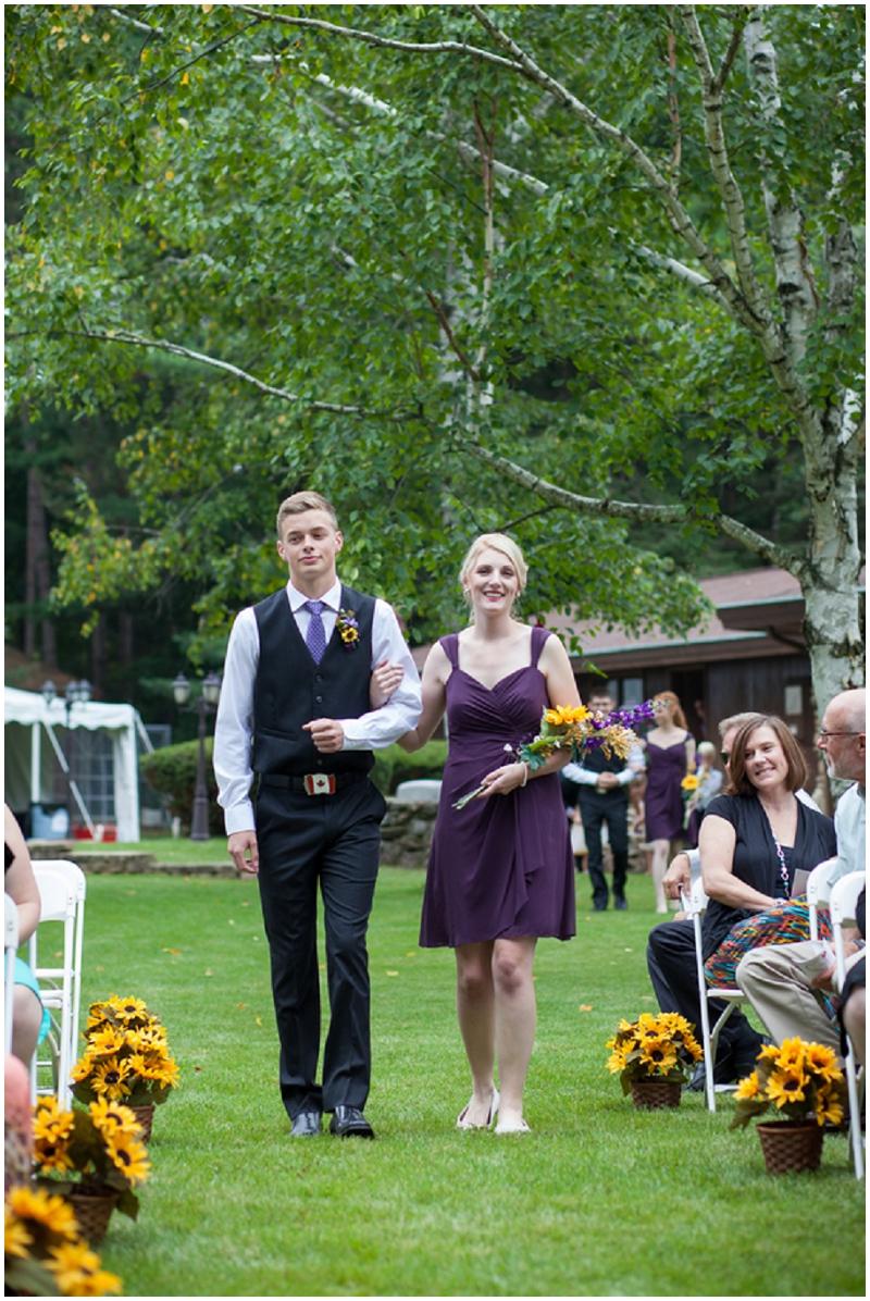 Rustic Woodlands Wedding (5)