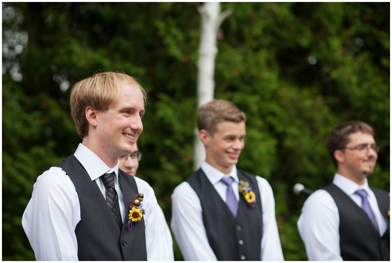Rustic Woodlands Wedding (8)