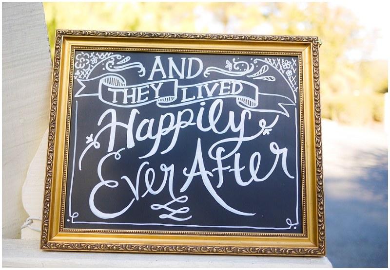 wedding chalkboard signs