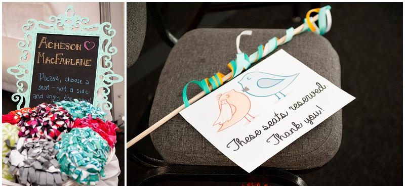 wedding bird theme
