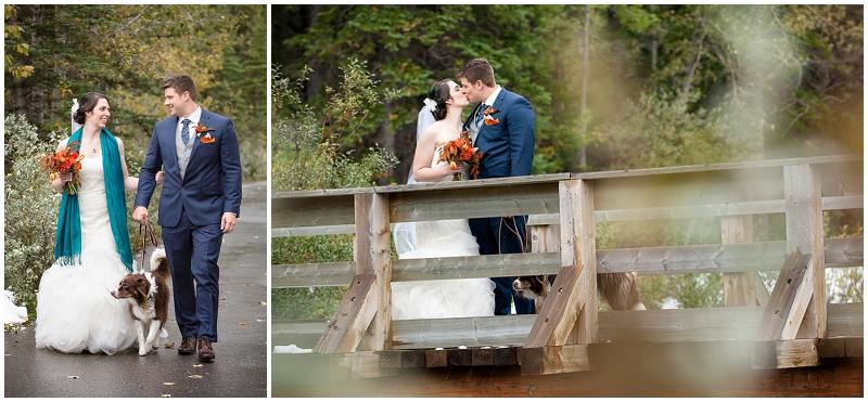 Canadian wedding photos
