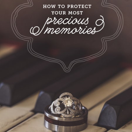 How to Protect Your Most Precious Memories