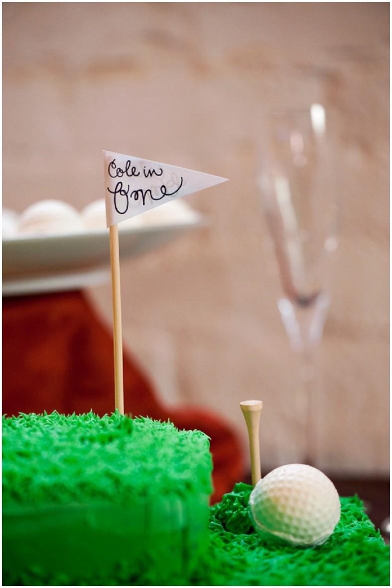 unconventional wedding cake