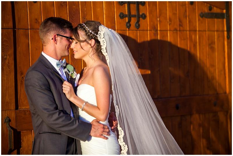 outdoor wedding couple photos