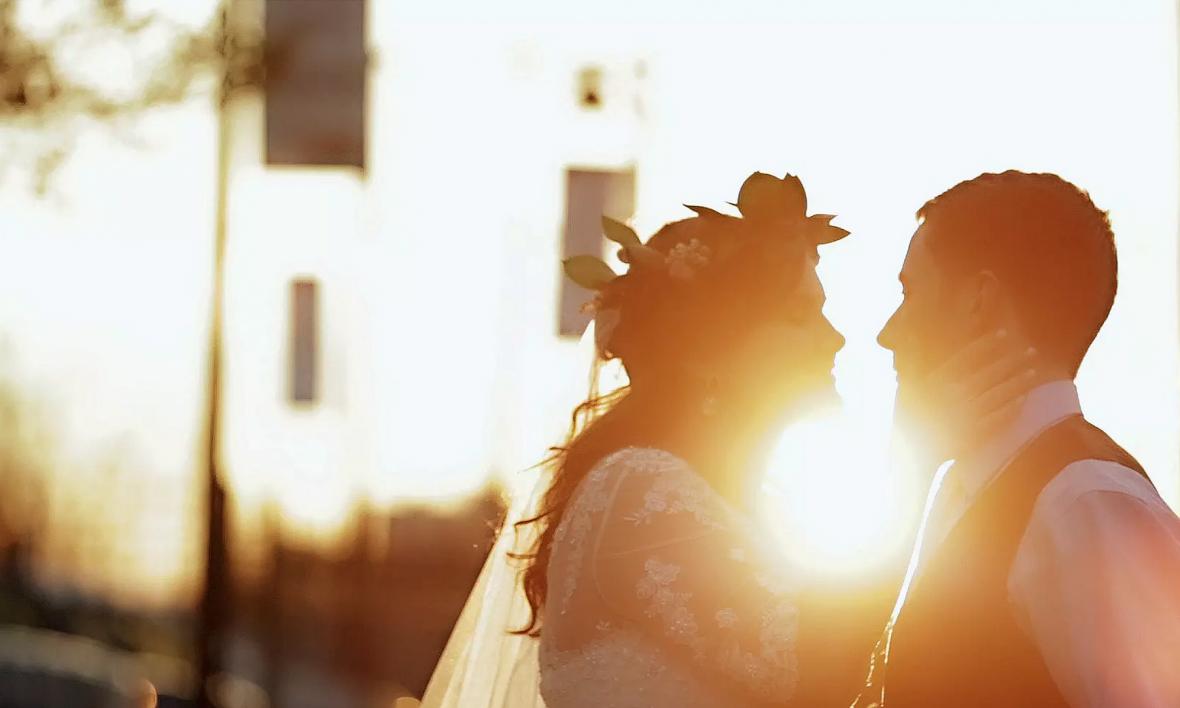Oklahoma Wedding Film