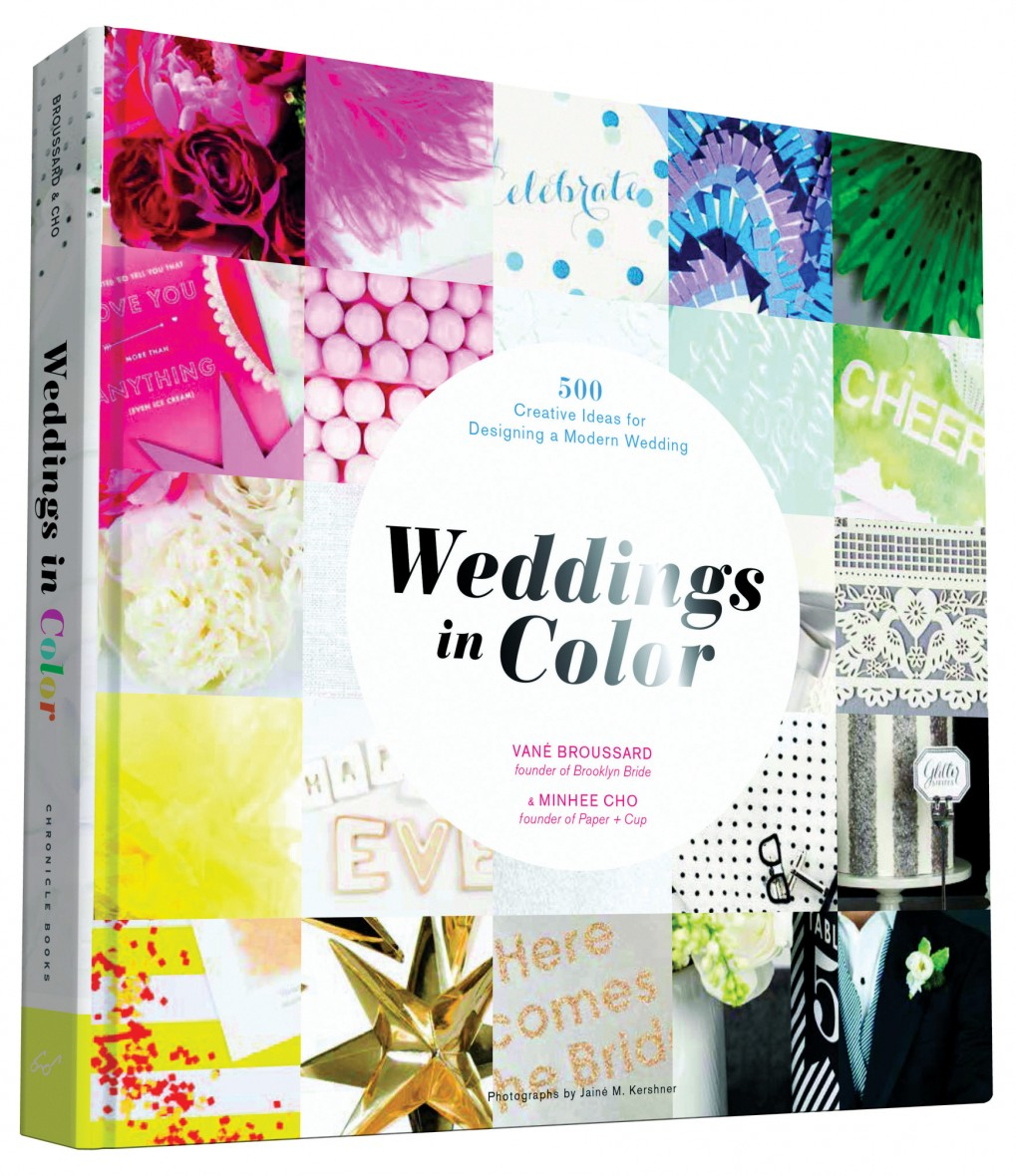 Wedding in Color - 3D cover