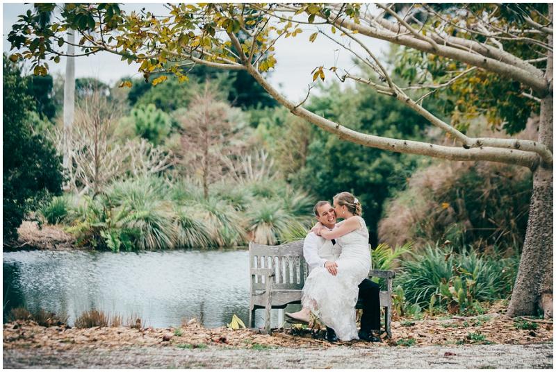 outdoor bride and groom shots