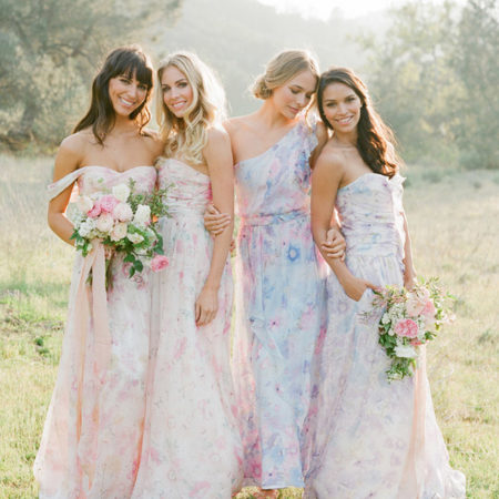 Plum Pretty Sugar Bridesmaids Dresses