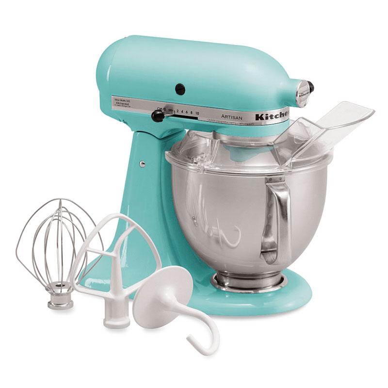 Kitchenaid Stand Mixer - Aqua