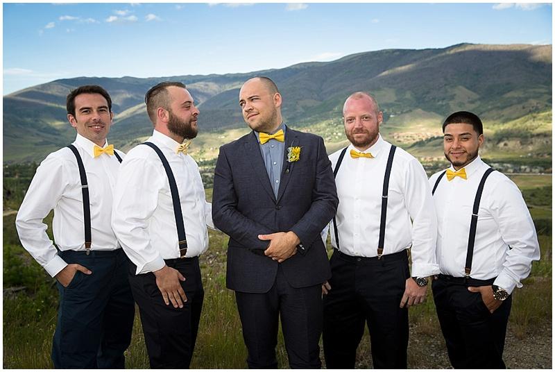 groomsmen photo