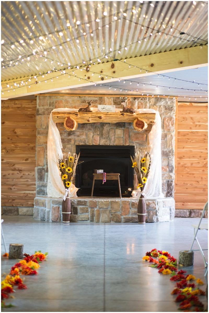 casual ceremony venue