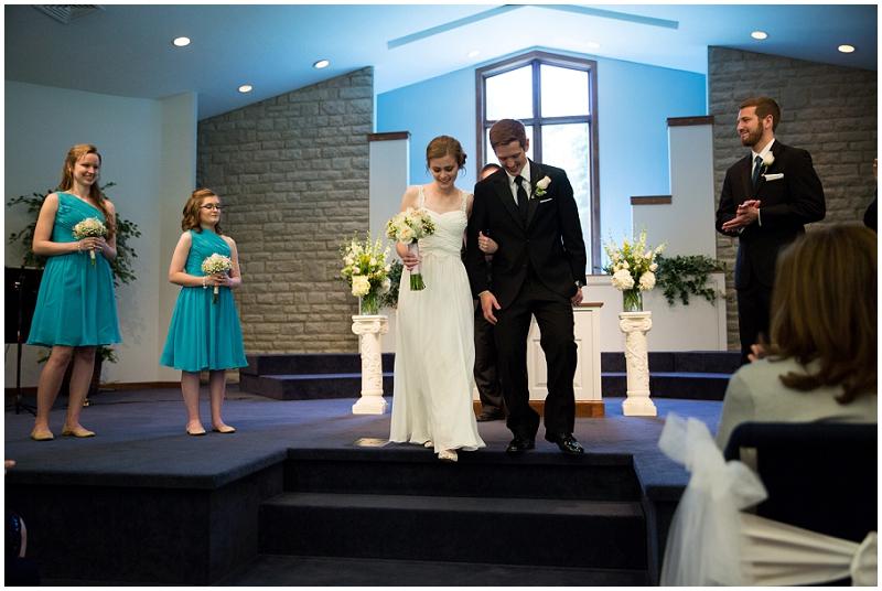 church wedding recessional