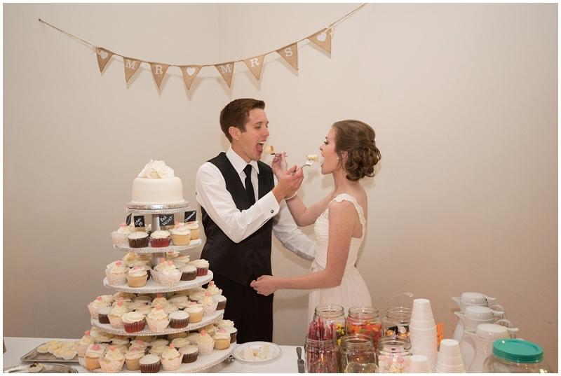 first cake taste