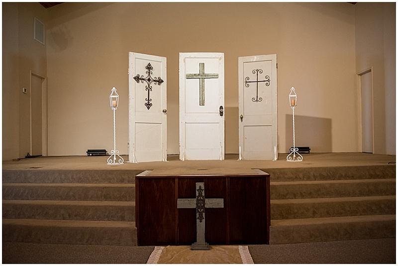 altar wedding ceremony