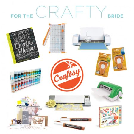 gift ideas for the crafty bride
