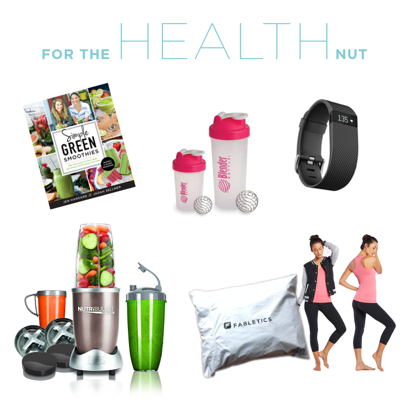 gift ideas for the health nut