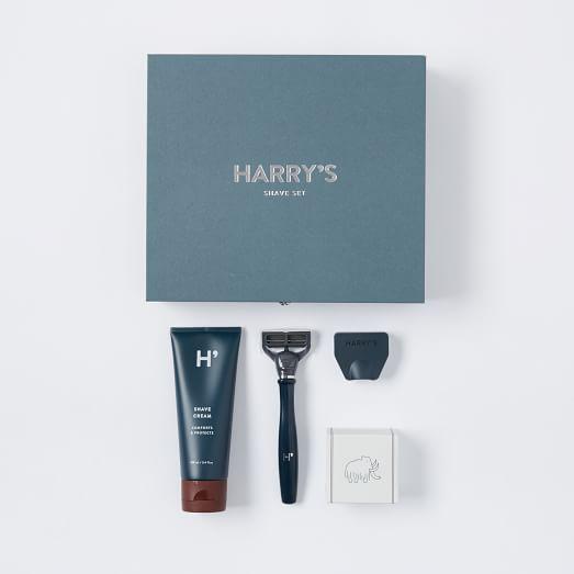 harrys shaving kit