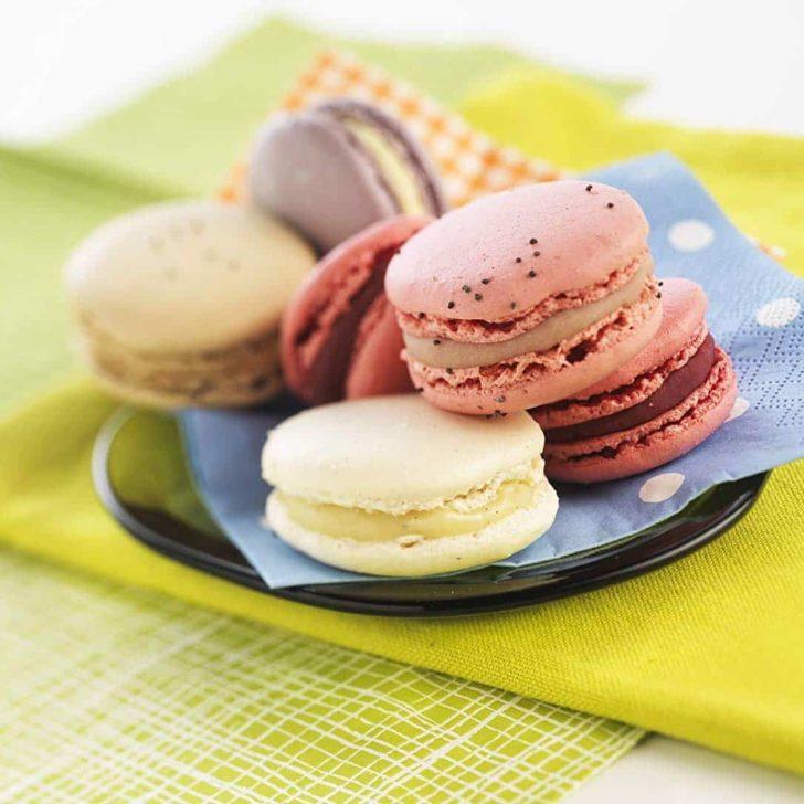mastrad macaron kit