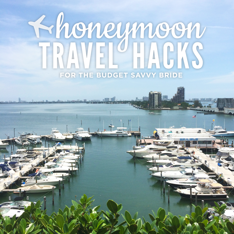 travel hacks for honeymoons