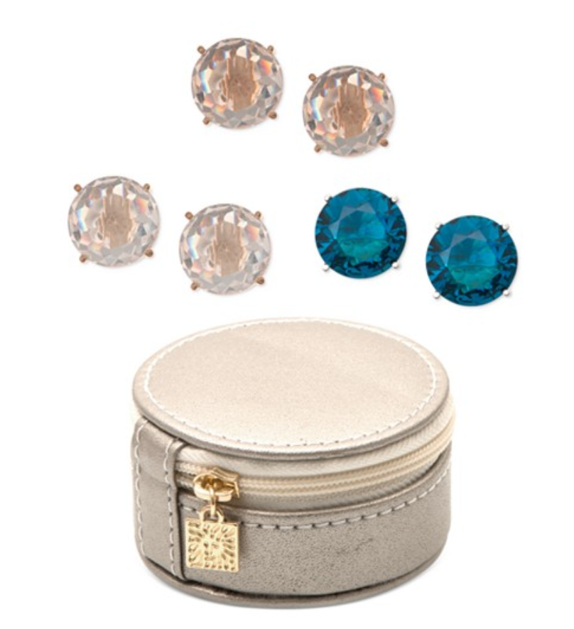 Anne Klein Simply Earring Sets