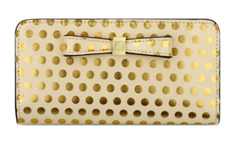Anne Klein Time to Indulge Cell Phone Wallet